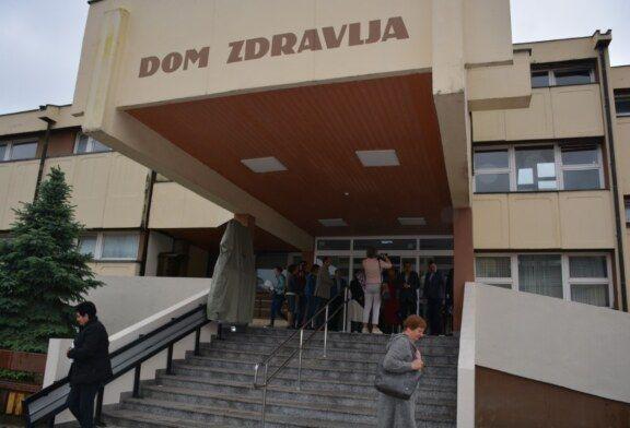 Župan Bajs obišao daruvarski Dom zdravlja u koji je uloženo 3,6 milijuna kuna