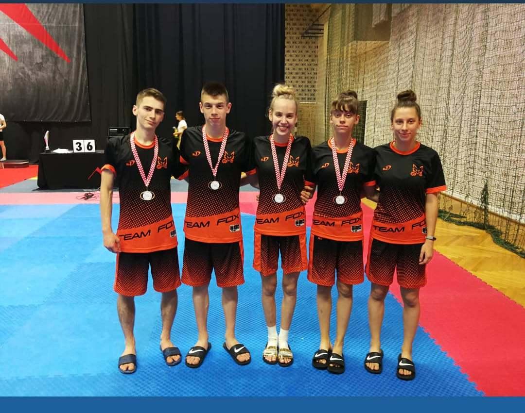 Fenomenalan uspjeh bjelovarskog Fox-a na juniorskom prvenstvu države