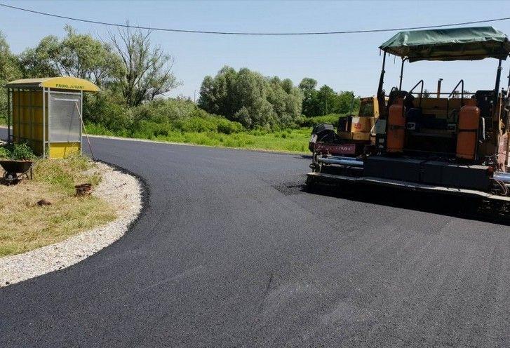 Čazma: U tijeku asfaltiranje gradskih prometnica