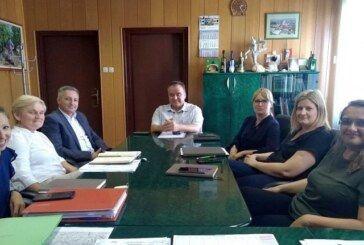 Državni tajnik Žunac posjetio Grad Čazmu