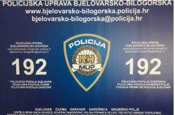 PU bjelovarsko-bilogorska: U tjedan dana kriminalistički obrađeno 18 kaznenih djela