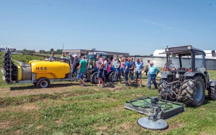 Čazma: Poljoprivrednici udruženi u strojni prsten zajedno kupuju mehanizaciju
