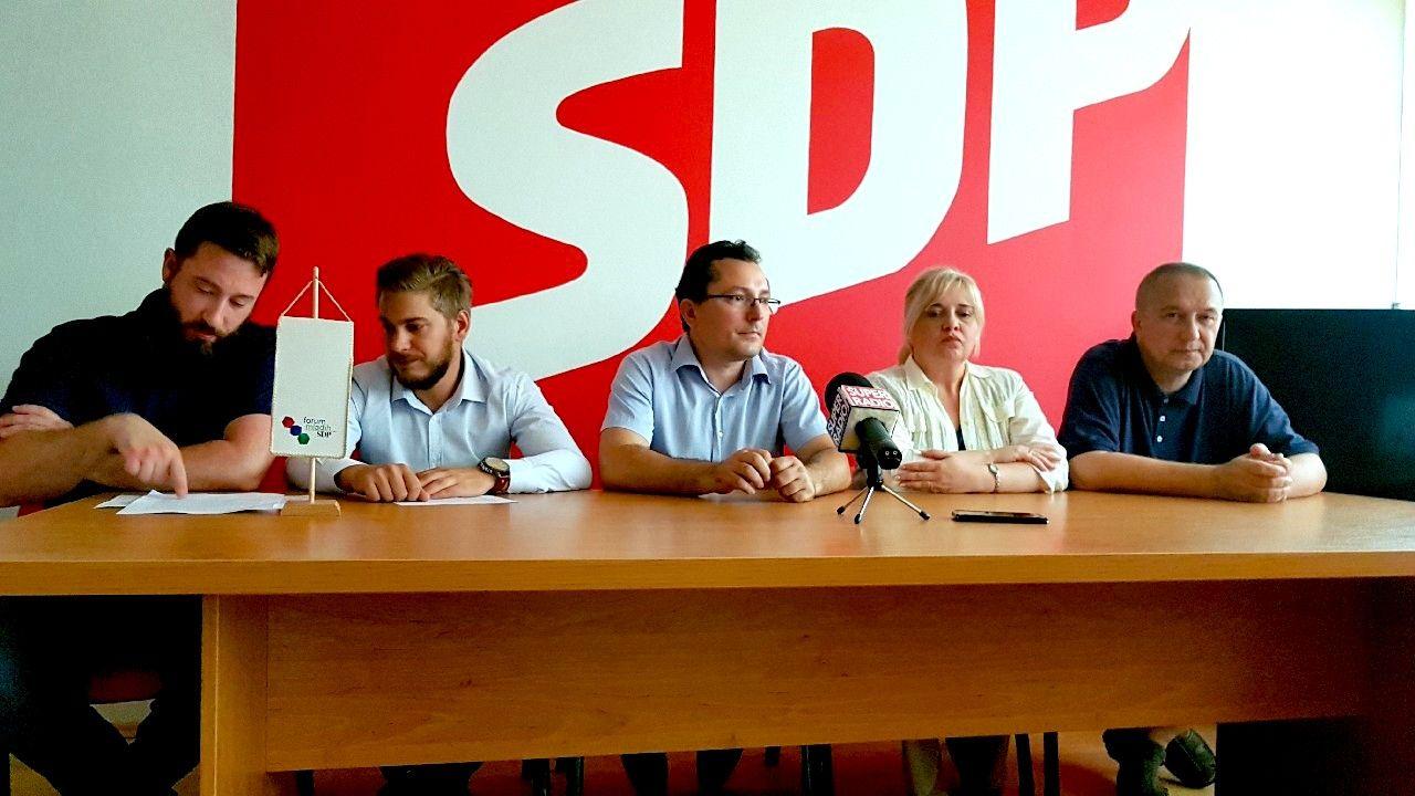 Bjelovarski SDP oštro osudio čin mladog političara HDZ-a Matea Horvata: Pozivaju predsjednika Topalovića da javno reagira