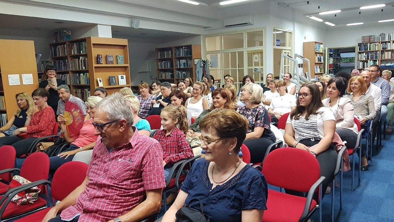 Bjelovarsko kulturno ljeto: Bruno Šimleša predstavio knjigu