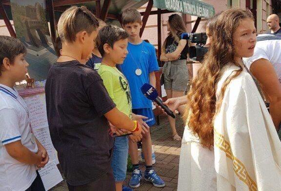 FOTO Zadnji dan radionica: Djeca predstavila radove na Malom znanstvenom sajmu
