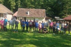 KK Vinia ekipni pobjednik 4. kola Croatia kupa u daljinskom jahanju