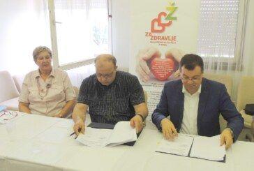 Župan Bajs potpisao ugovor za nabavu MEDICINSKE opreme u Domove zdravlja: Najavljeno ulaganje u bjelovarske ambulante