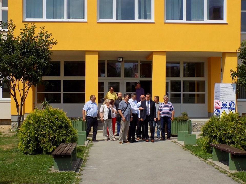 NAJVEĆA INVESTICIJA U ŠKOLSTVU:  Osnovna škola Garešnica zasjala novim sjajem