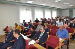 AKTUALNI SAT Županijske skupštine: Najavljeno otvaranje dugoočekivane PRUGE te natječaja za izvođače radova NOVE BOLNICE