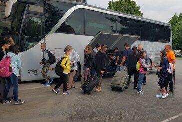 Županijski osnovnoškolci otputovali na ljetovanje u Tkon