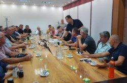 Župan Bajs potpisao ugovore s BRANITELJSKIM UDRUGAMA o financiranju programa i projekata