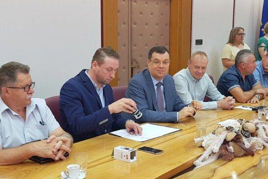 U Županiji potpisan Sporazum za prijavu projekta ŠIROKOPOJASNOG INTERNETA na natječaj Europske unije