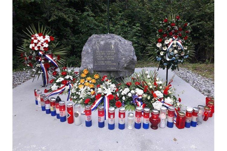 Obilježena 28. godišnjica stradavanja pripadnika SJP Omege u Purnici kod Sirača