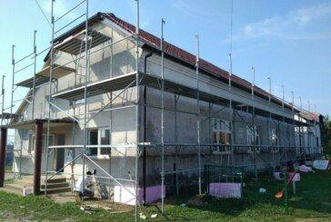 ČAZMA: U tijeku završni radovi na domu u Grabovnici