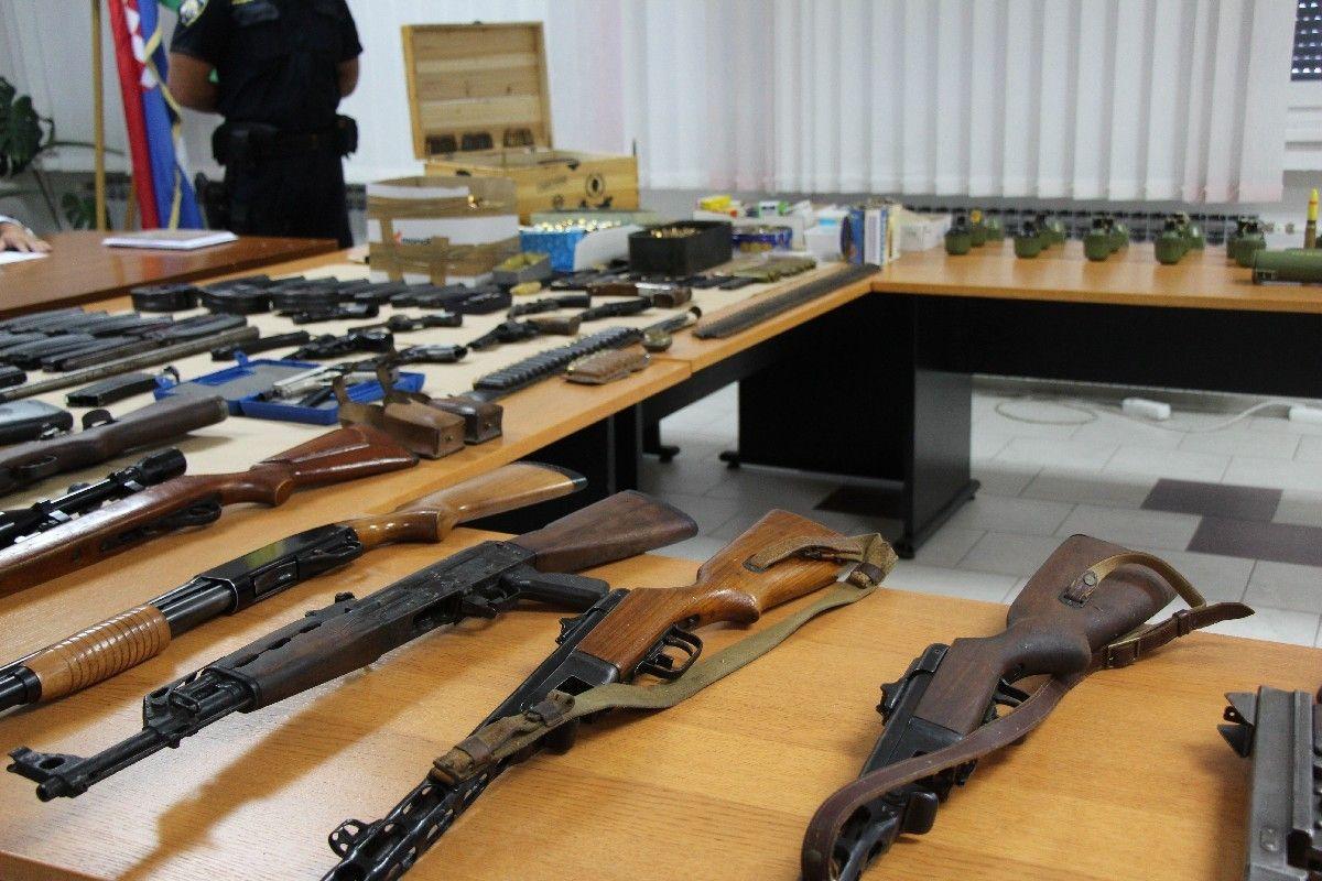 Mjesta za upoznavanje vlasnika oružja