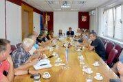 Županja: Sastanak uoči obilježavanja 28. obljetnice pogibije bjelovarskih branitelja u Kusonjama