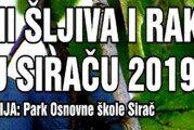 POČELI Dani šljiva i rakija u Siraču 2019.