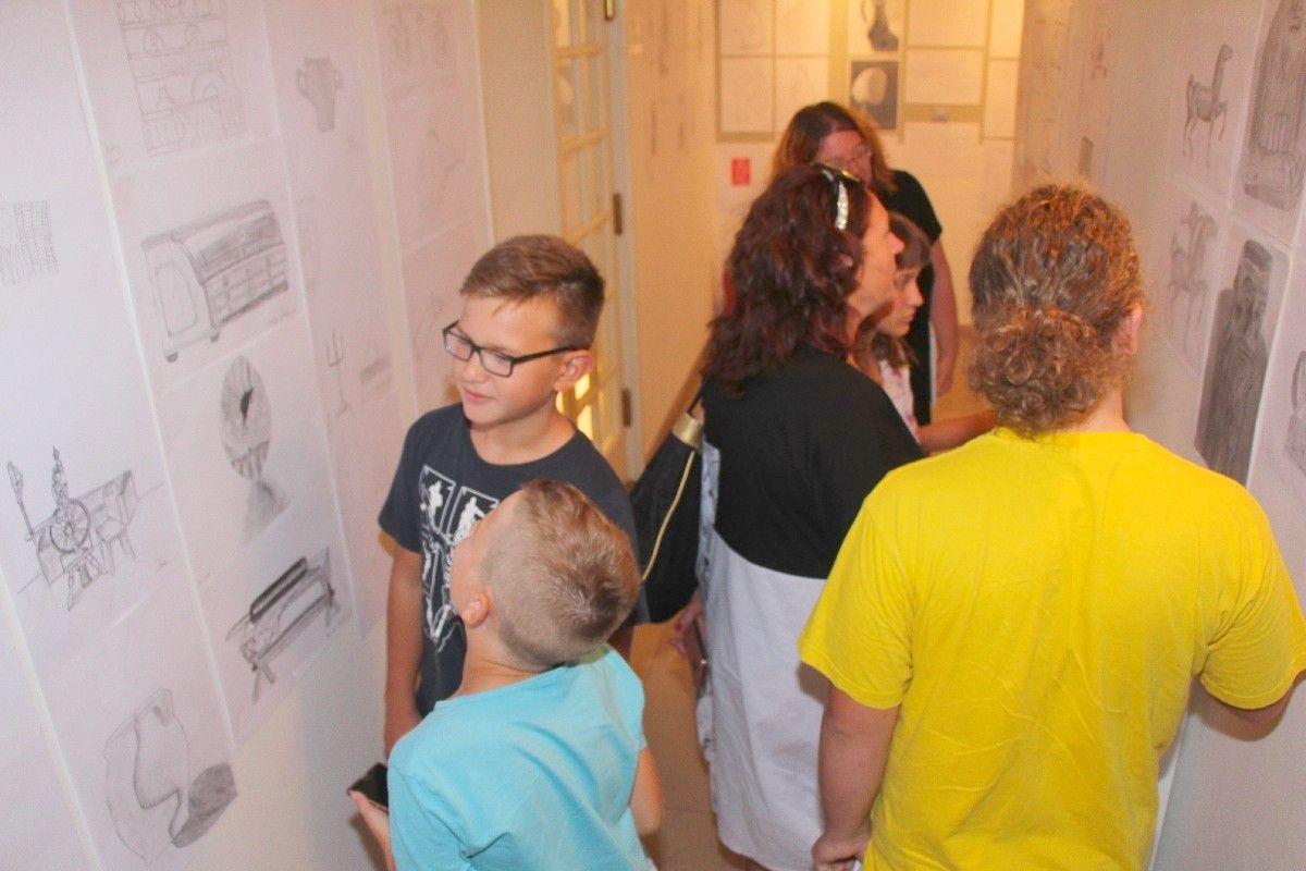 (FOTO) 4. Likovne radionice Gradskog muzeja Bjelovar iznjedrile oko 1000 dječjih radova