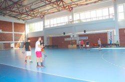 Uređena Dvorana europskih prvaka: Postavljen sportski pod sa zaštitom