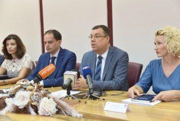 Ministar Malenica sa županom Bajsom razgovarao o preuzimanju poslova državne uprave od 1. siječnja 2020.