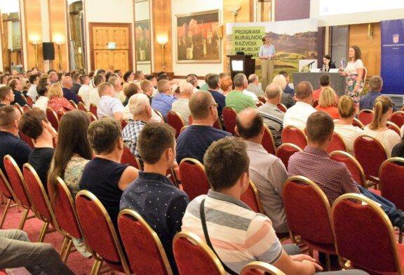 Ministarstvo poljoprivrede: Novih 94 milijuna kuna za mlade i male poljoprivrednike – potpisano 400 ugovora