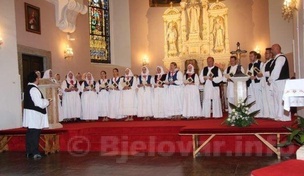 (FOTO) Održan tradiconalni koncert povodom blagdana Velike Gospe