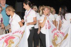 Iduće godine borimo se za zlato: SPARTE nakon maratona i osvojenog srebra
