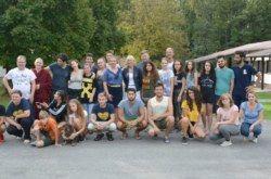 Besplatni ljetni edukacijski kamp u ŠRC Kukavica okupio mlade iz raznih zemalja