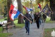 SUTRA Mimohod pobjednika i komemoracija na Spomen području Barutana