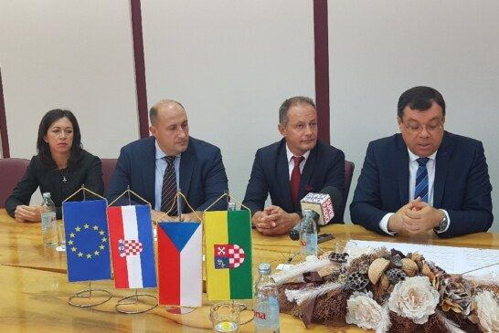 Nastavlja se dobra suradnja Bjelovarsko-bilogorske županije s Češkom republikom