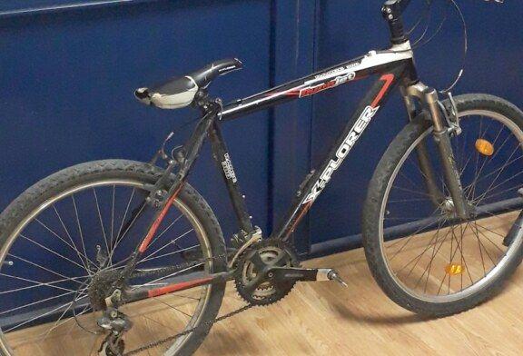 Policija traži vašu pomoć u cilju pronalaženja vlasnika bicikla
