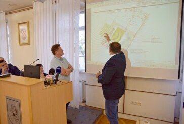 Grad Bjelovar: Predstavljeno NOVO idejno rješenje izgradnje Nogometnog stadiona