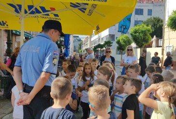 (FOTO) Održana edukativna akcija HAK-a za školarce