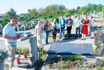 Obilježena godišnjica smrti dvojice istaknutih bjelovarskih pjesnika Željka Sabola i Branka Kreštana