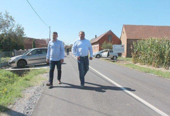 Obilazak ceste na relaciji Patkovac-Ciglena: Iduće godine nećemo imati ni metra neasfaltiranih cesta