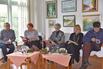 (FOTO) Održan književni susret bjelovarskih pjesnika i korisnika Doma za odrasle osobe u Bjelovaru