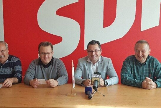 Bjelovarski SDP-ovci uvijek nude neka rješenja: Na red su došli SEMAFORI