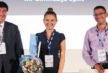 Inin projekt NajProfesorica: Veliko priznanje za našu profesoricu Senku Čale iz Medicinske škole Bjelovar