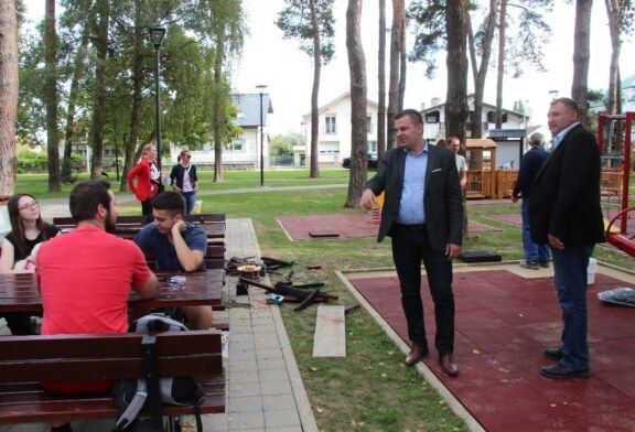 Gradonačelnik obišao završne radove na BORIKU prije službenog otvorenja