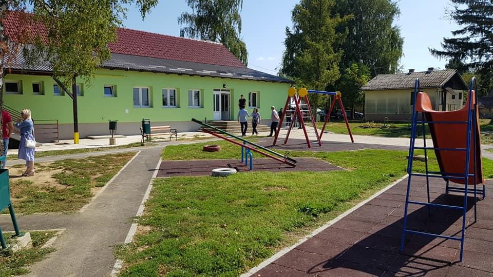 Grad Bjelovar: Počinje nova školska godina u potpuno obnovljenoj područnoj školi Ciglena