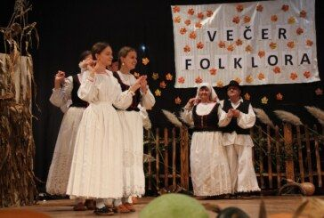 FOTO Održana tradicionalna Večer folklora u organizaciji Češke obeci Bjelovar
