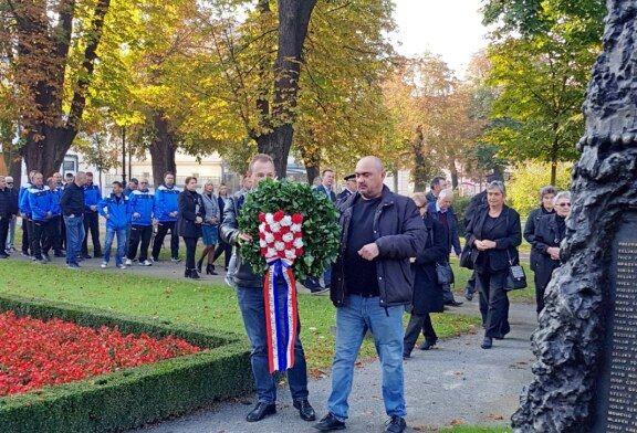 Bjelovar: Obilježena 28. obljetnica Dana neovisnosti Republike Hrvatske