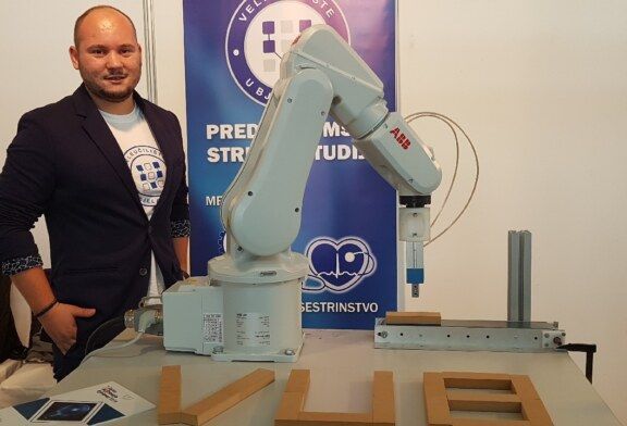 (FOTO) SALON INOVACIJA u Bjelovaru: Predstavio se veliki broj mladih inovatora