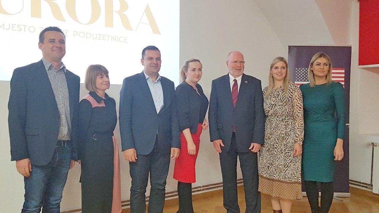 Bjelovar: Žene poduzetnice predstavile svoje inspirativne priče i iskustva, govorile o problemima s kojima se susreću u poslovnom svijetu