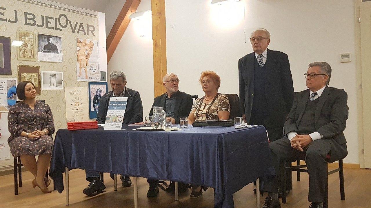 Uoči Dana učitelja: Druženje s profesorima i učiteljima koji su svoj radni vijek proveli u bjelovarskim školama
