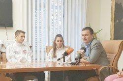 Izuzetan uspjeh Taekwondo kluba Fox na europskom natjecanju: Gradonačelnik upriličio prijem za članove kluba