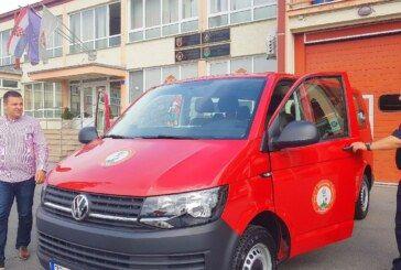 Bjelovarski vatrogasci dobili novi kombi: Uskoro stiže i novo navalno vozilo vrijedno 2,5 milijuna kuna
