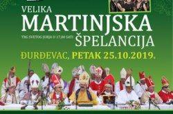 NE PROPUSTITE: Velika Martinjska špelancija i koncert TS Gazde u Đurđevcu
