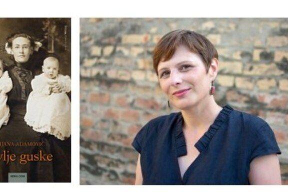 Bjelovarska knjižnica: Književni susret s Julijanom Adamović