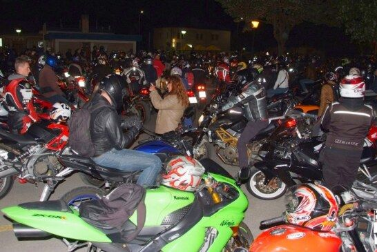 Karavana motociklista preko Prevlake do Vukovara stiže u Bjelovar: 300 motociklista sudjeluje u karavani